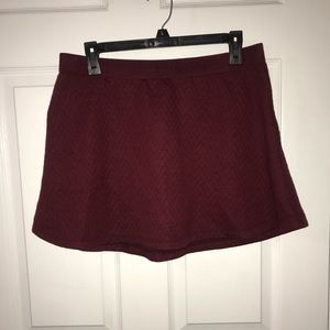 Mini Skirt size L
